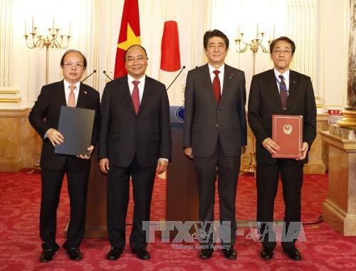 VN Japan issue joint statement on deepening partnership