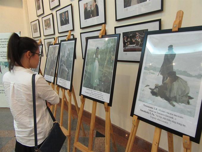 Hà Nội hosts events to celebrate Pushkin birthday