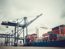 New international container route goes through Quảng Ninh