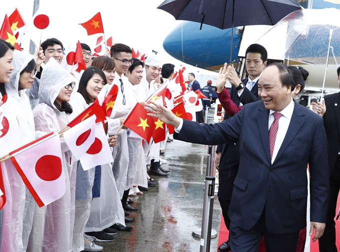 Vietnam calls for Japan lead in PPP projects