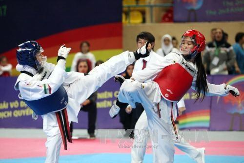 Iran champions of Asian Cadet Taekwondo tourney