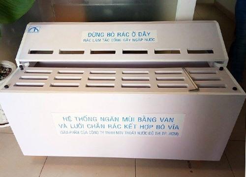 HCM City to install odour-control manholes