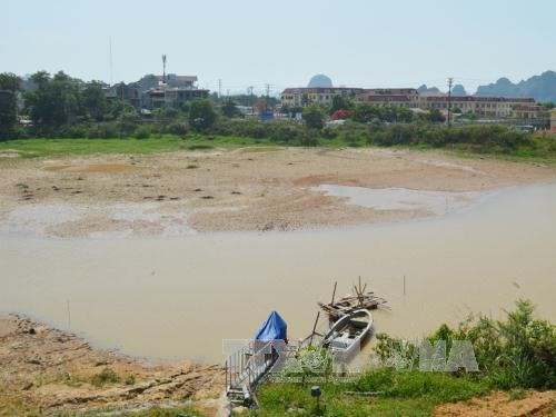 Water scarcity worries coastal province