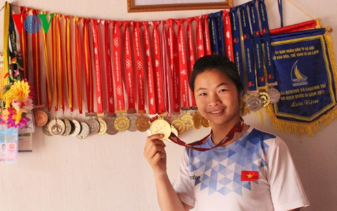 Phương brings more canoe medals home