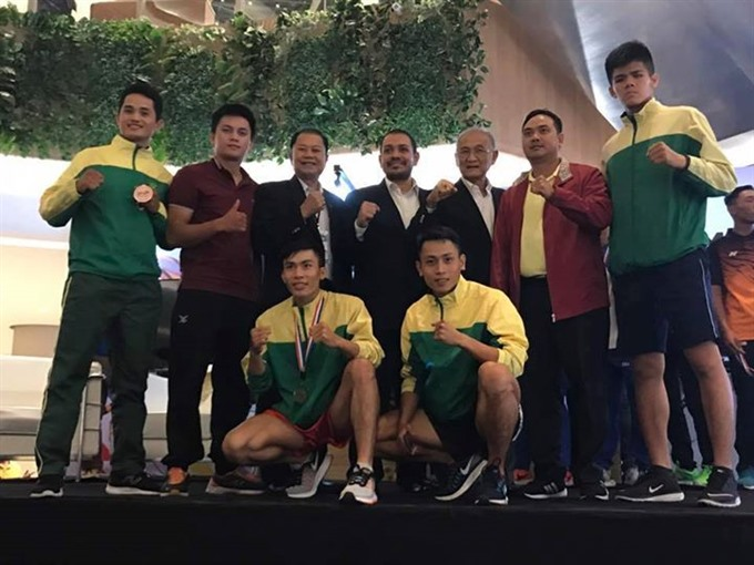 VN second in Muay Thai event