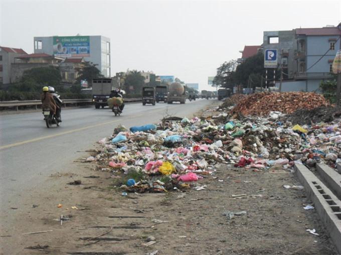 Korean firm plans waste treatment plant in Hưng Yên