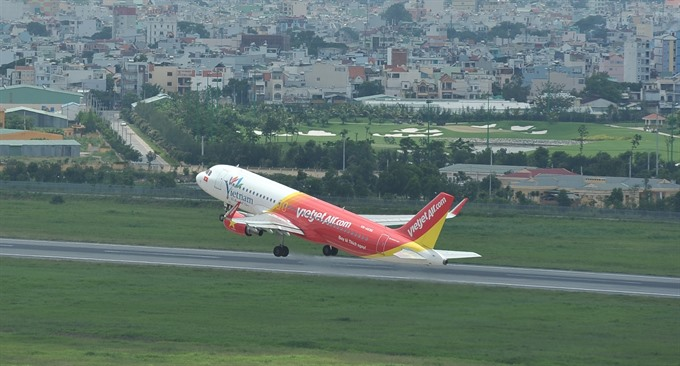 Vietjet offers discounted tickets on all intl routes