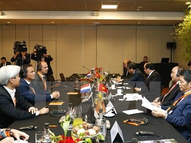 PM Phúc encourages Dutch investment in Việt Nam