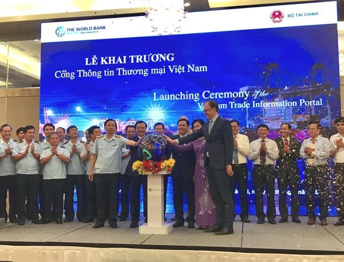 Cutting-edge trade portal opens