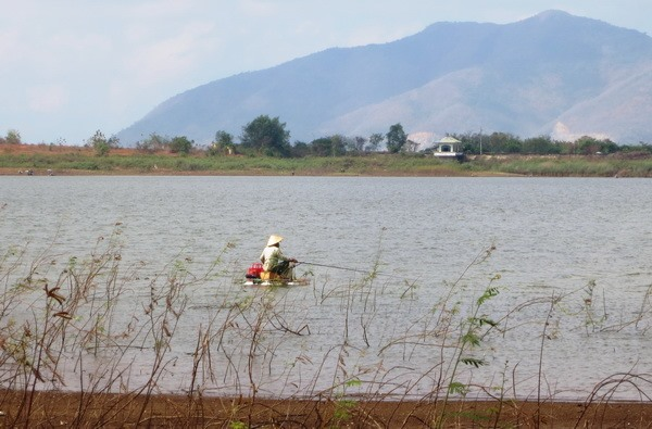 Major reservoir at risk of pollution