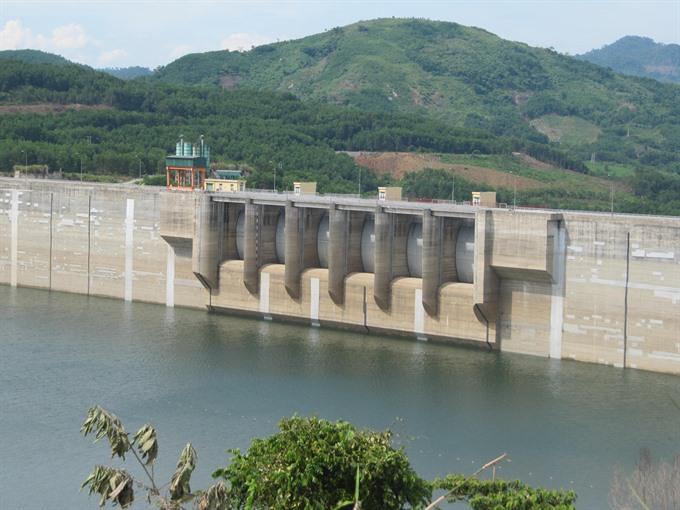 Quảng Nam gets hydro-power plants