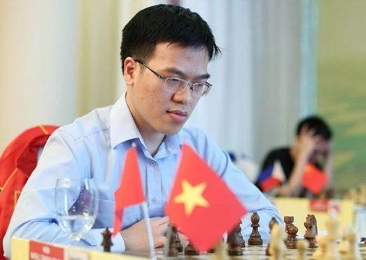 Master Liêm third in super grandmasters event