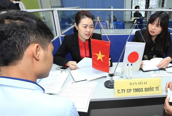 Việt Nam aims to export more skilled labour