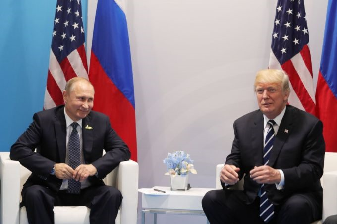 Trump willing to invite Putin to White House but not yet