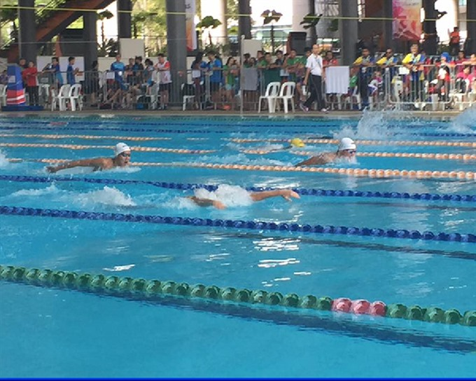 VN grab first ever swimming gold in ASG