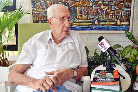 First Cuban ambassador to Việt Nam dies at 86