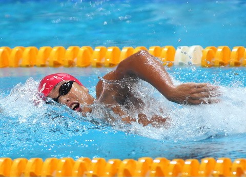 VN Junior Swimming Championship wraps up