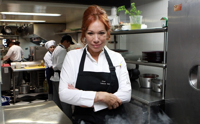 Cooking with a conscience: Colombian chef Espinosa wins top prize