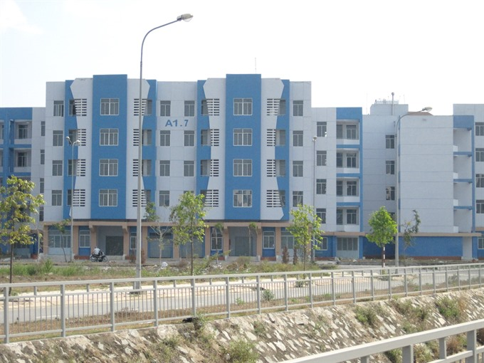 HCMC to build apartments with price at VNĐ300m