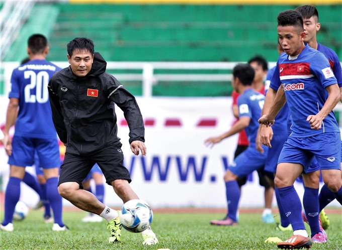 VN can make AFC final round: coach