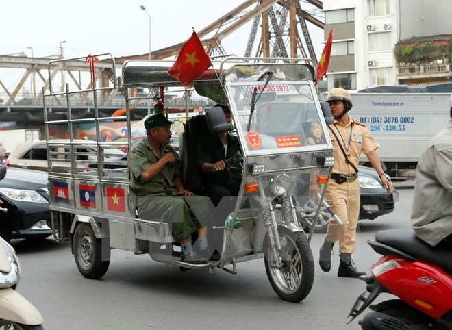 Capital draws up plan to withdraw sub-standard three-wheelers