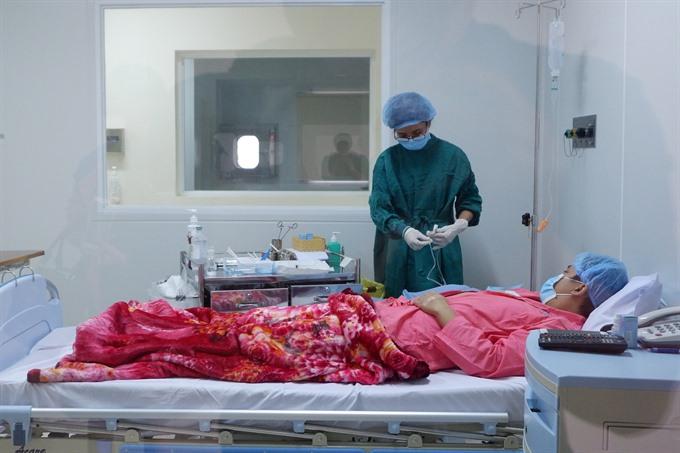 Success of stem cell transplant method