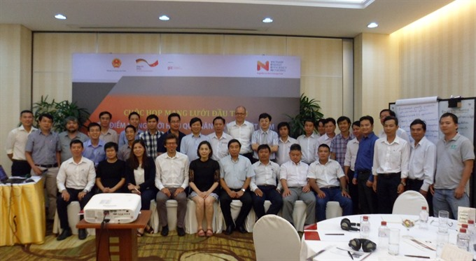 Việt Nams first energy efficiency network launched