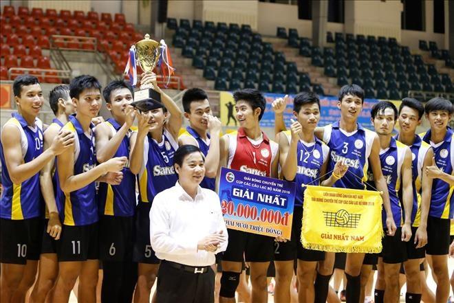 Khánh Hòa to host volleyball event
