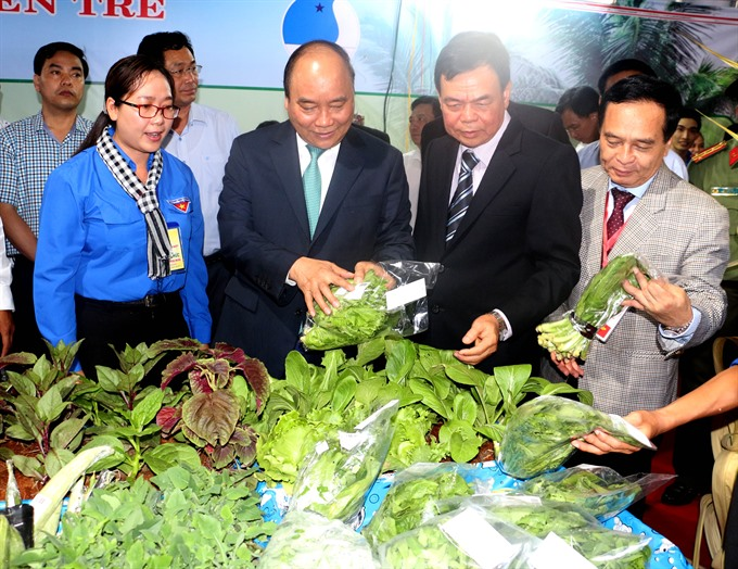 Become entrepreneurs Bến Tre youth advised