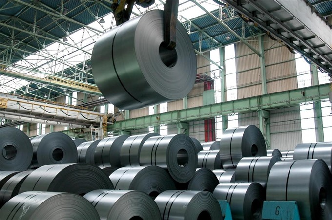 Whopping rise in steel imports from India