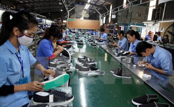 US largest export market for VNs footwear bags