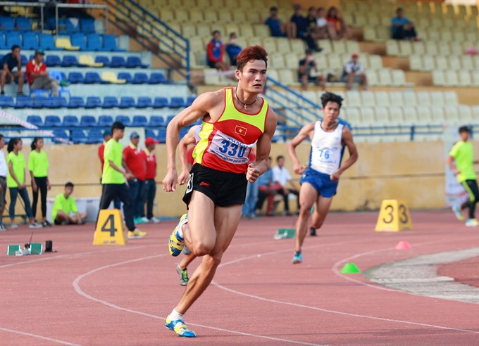 Việt Nam win two golds at Malaysia athletics champs