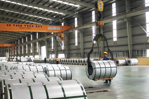 MoIT extends deadline for requests on anti-dumping steel import tax
