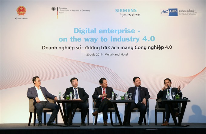 Local firms not well prepared for Fourth Industrial Revolution