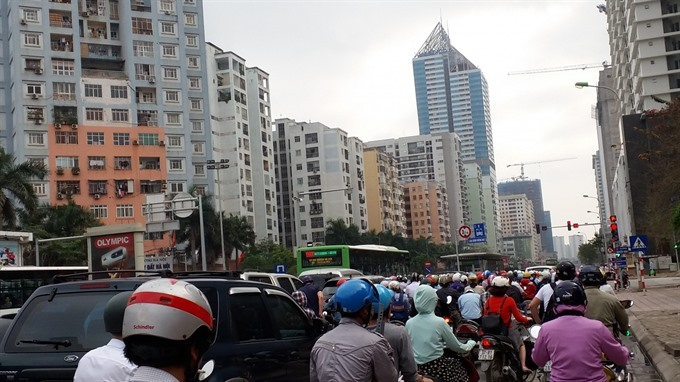 VN property market looks to up transparency