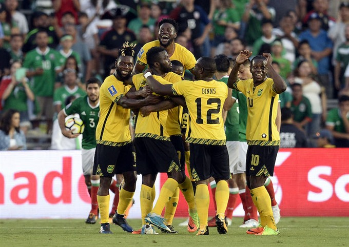 Jamaicans stun Mexico to reach Gold Cup final with USA