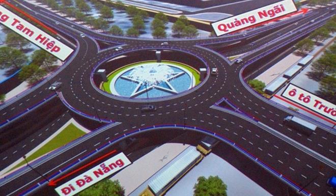 Quảng Nam to build 26.5m railway flyover