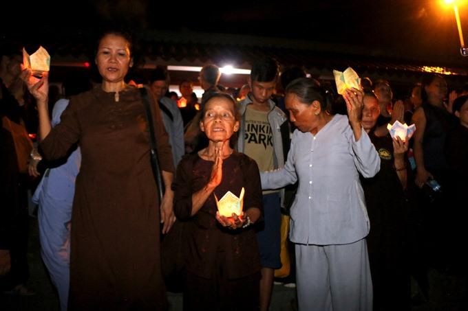 Solemn memorial for Quảng Trịs fallen soldiers