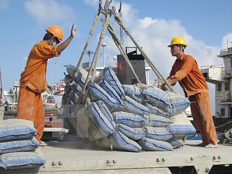 Ministry proposes tax cut to boost cement export