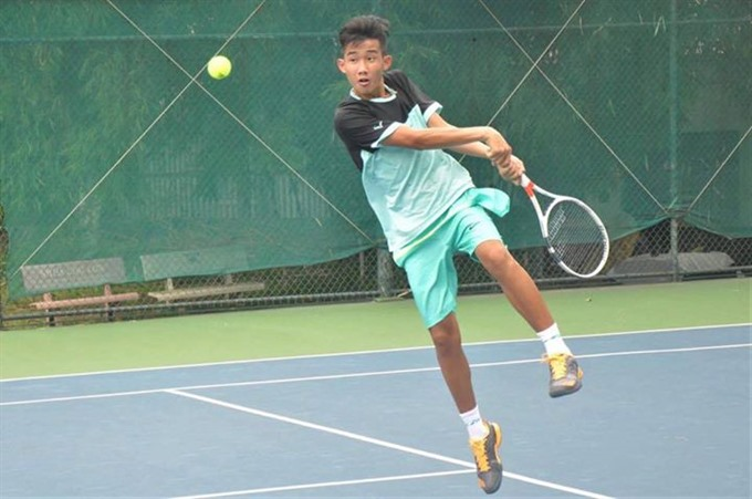 Phương thrives in singles and doubles at ITF tourney