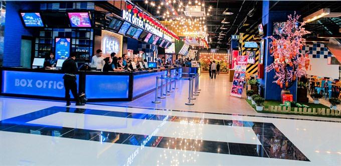 Low-cost cinema exploits a market niche