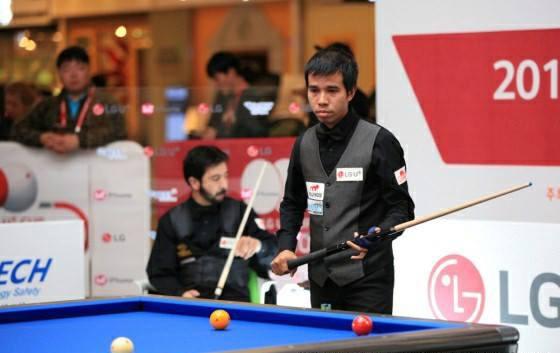 Chiến advances to World Games billiards quarters