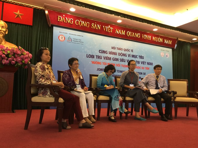 Experts urge better treatment prevention of viral hepatitis B and C in Việt Nam