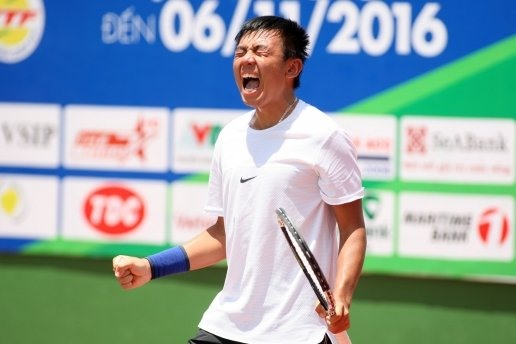 Nam first VN tennis player to enter top 500