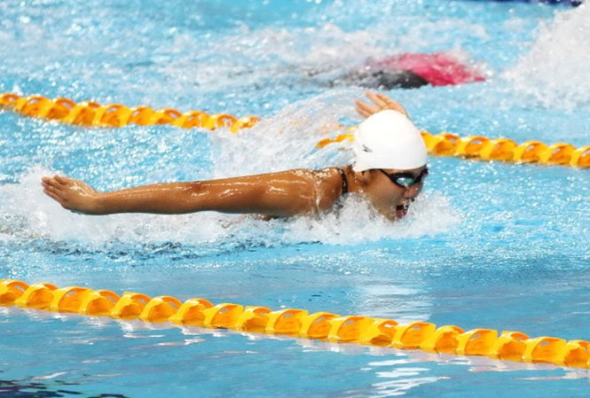 Viên fails in 400m medley at world champs