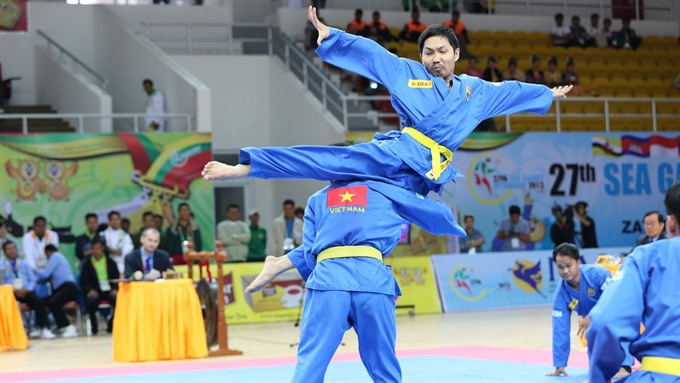Việt Nam to take part in world Vovinam champs