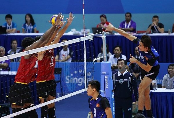 VN lose to Altay in Asian volleyball tournament