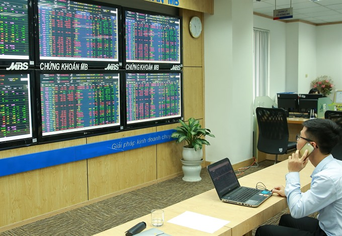 VN-Index up on investor confidence