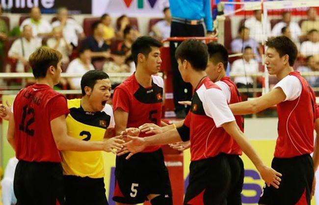 Beijing Baic Motor beat VN in volleyball tournament