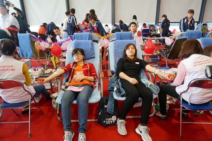 Northern hospitals may face blood shortage